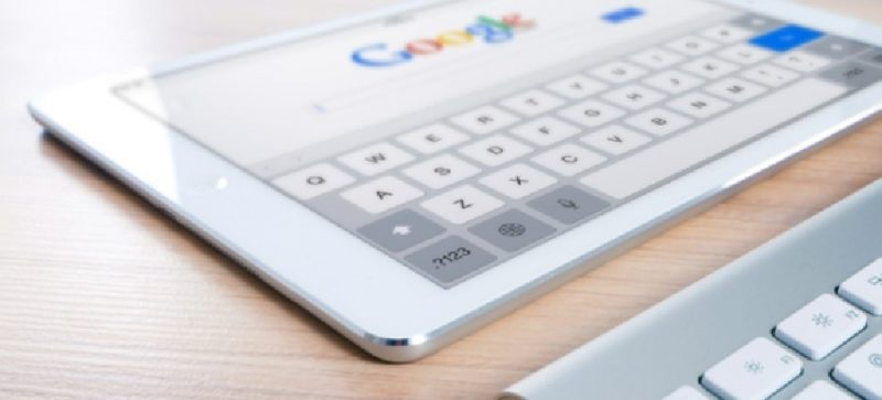 ricerca google internet salute