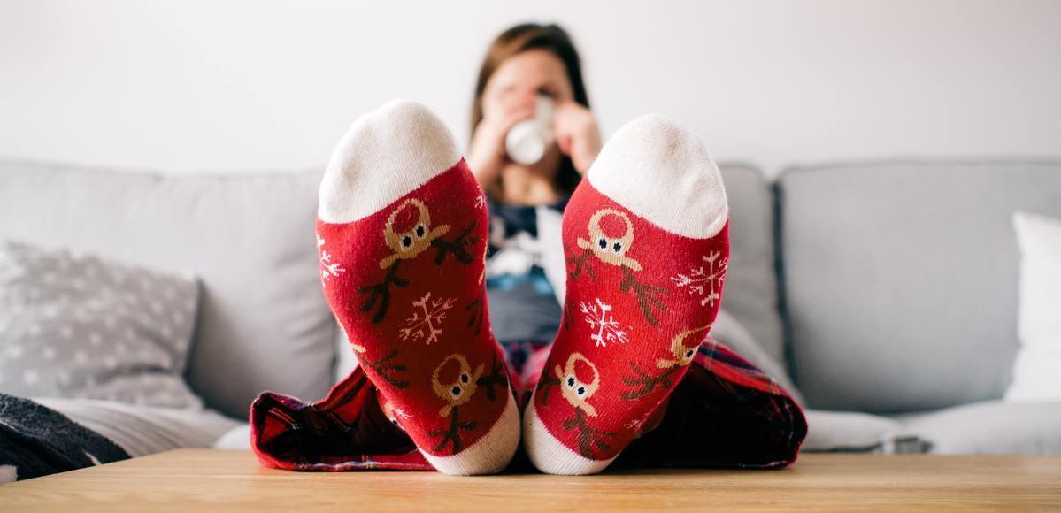 piedi inverno