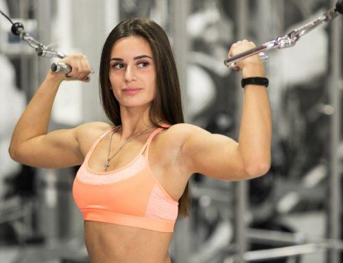 Il body building è donna: cosa sapere prima di cominciare