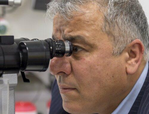 A che età fare laser occhi?