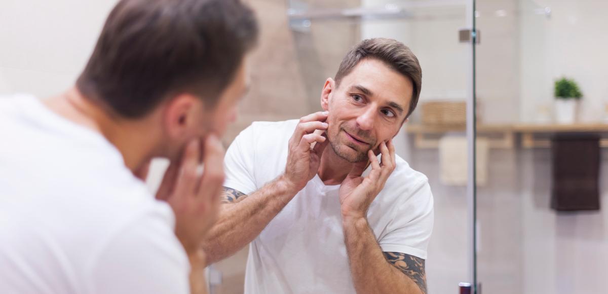 alopecia barba stress