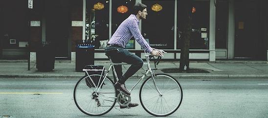 Bicicletta, se pedali non t'ammali
