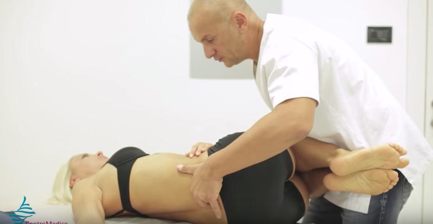 osteopatia contro il mal di schiena