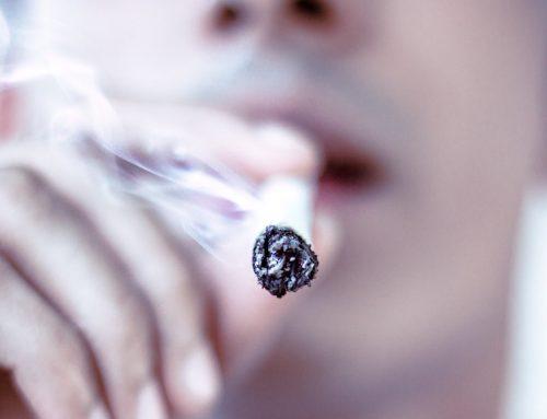 I danni del fumo cominciano dalla bocca